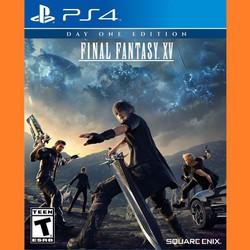 Đĩa Final Fantasy XV - Playstation 4 - hệ US