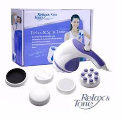 Máy Massage Cầm Tay 3 Đầu Massage