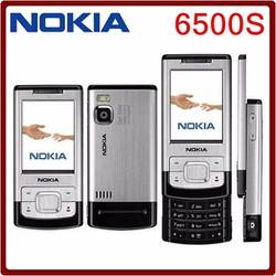 NOKlA 6500S ZIN CHÍNH HÃNG - ĐẦY ĐỦ PIN SẠC