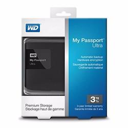Ổ cứng di động WD My Passport Ultra 3TB
