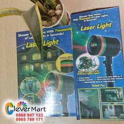 Đèn trang trí lazer star shower