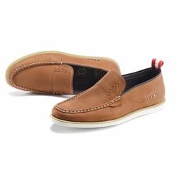 Giày lười nam, chất liệu da mềm, trẻ trung,phong cách mới 2016