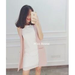 váy giả vest voan cực xinh