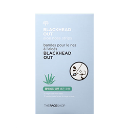 Miếng lột mụn mũi Blackhead Out Nose Strips The Face Shop