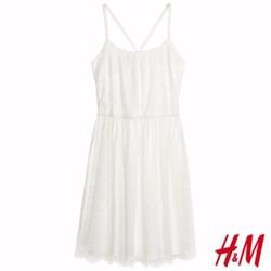 Đầm Ren Lace Dressn H M