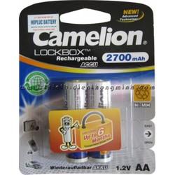 pin sạc Camelion 2700 mAH AA