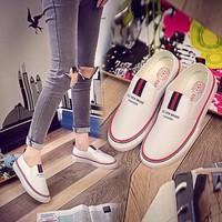 Giày lười thể thao phối kiểu Xiteen - LN438