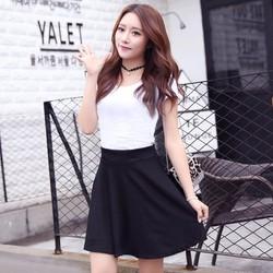 Chân Váy Xòe Phong Cách Hàn Quốc  MD501