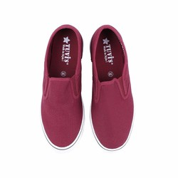 Giày Bata kiểu xỏ Nam Nữ nhiều màu đẹp