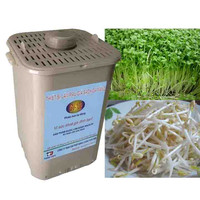 Dụng cụ trồng giá rau mầm tại nhà tự động SP421