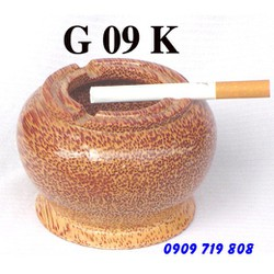Gạt tàn thuốc gỗ dừa
