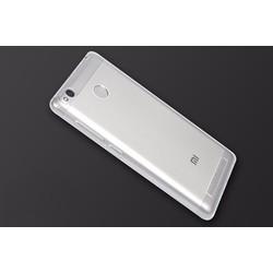 Ốp lưng Xiaomi Redmi 3s và Redmi 3 Pro dẻo trong suốt có bảo vệ Camera