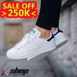 Giày DAS Sneaker Stan Smith Cực Chất Sale 250k Nữ