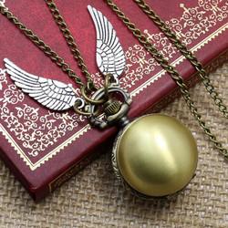 Đồng hồ quả quýt hình đôi cánh