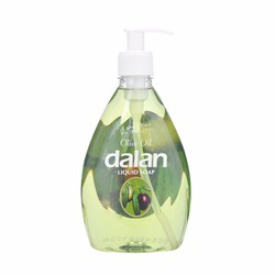 Bộ 2 xà phòng rửa tay chiết xuất oliu Dalan Liquid Soap Olive