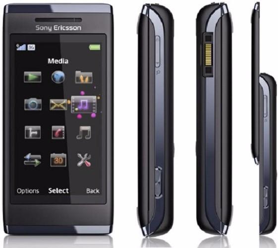 Sony Ericsson U10i 5