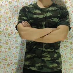 Áo phông rằn ri A01