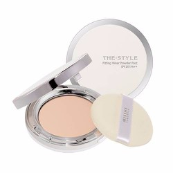Phấn  Phủ Nén Missha The Style Fitting Wear Two-way Cake SPF27 PA++