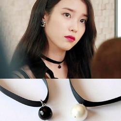 Vòng cổ ca sĩ IU Hàn Quốc