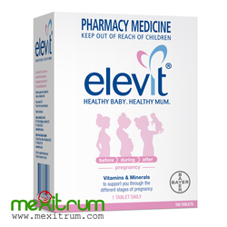Thuốc bổ elevit dành cho mẹ bầu và sau sinh