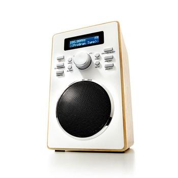 Đài radio DAB màu gỗ