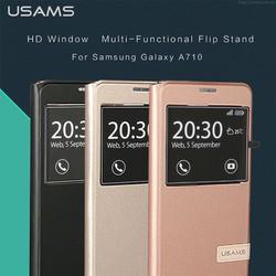 Bao da Samsung Galaxy A7 2016 Usams