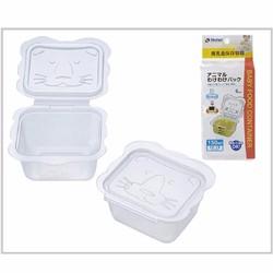 Bộ chia thức ăn cho bé Richell 150ml 6 hộp