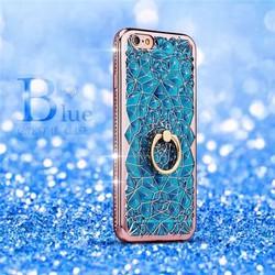 Ốp dẻo Shengo 3D  có Ring cho iphone 5,5s, 6,6s, 6plus, 6s plus