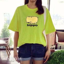 Ao thun hippo