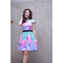 Hàng Thái - Đầm Hoa Lan
