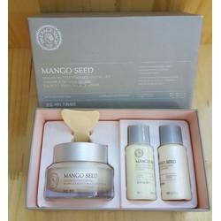 Bộ dưỡng da Mango Seed Moisturizing 3pcs Special Kit
