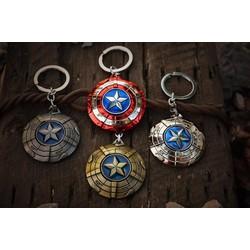 Biểu tượng Khiên Captain America  Xoay Cực Chất