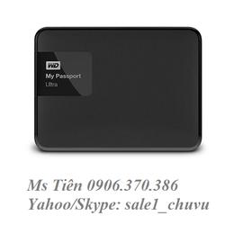 Ổ cứng WD My Passport Ultra 500GB 2.5inch USB 3.0