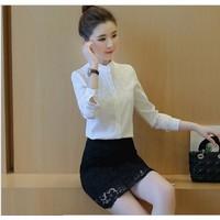 Áo sơ mi nữ thời trang cao cấp 2016 - B081132