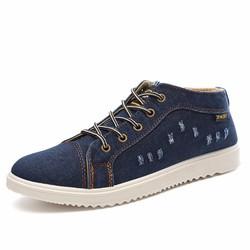 Giày thể thao vải bò thời trang