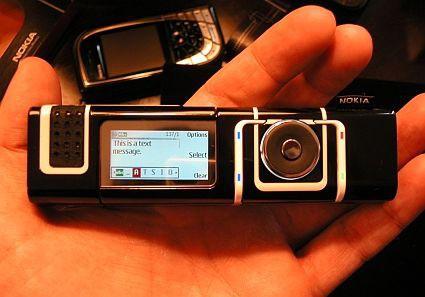 Trên tay Nokia 7280