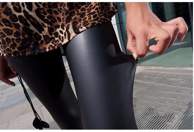 Quần legging khóa kéo Q026 6