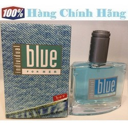 Nước hoa nữ Blue Individual For Her EDT 50ml - NH169