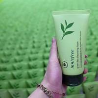 Sữa rửa mặt trà xanh Green Tea Cleansing Foam Innisfree
