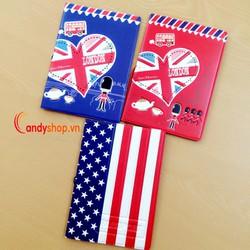 Bao đựng hộ chiếu - passport 3D PP15 candyshop88.vn