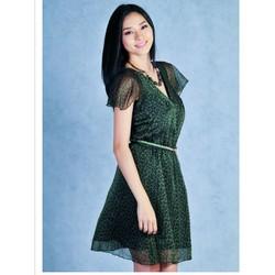 -Đầm xoè hở lưng-52-hot sale