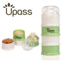 Hộp đựng sữa 4 ngăn không BPA Upass