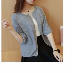 Áo khoác len dệt hàng Quảng Châu