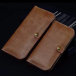 Bao da Cao cấp iPhone 6 - ví đa năng - WUW Wallet Flip Cover