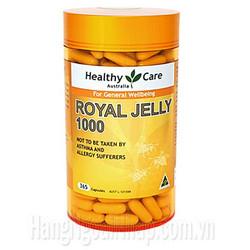 Sữa ong chúa Úc Royal Jelly 1000 - 365 viên