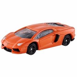 Xe Mô Hình Tomica Lamborghini Aventador - Hợp Kim Sắt