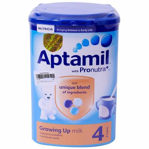 Sữa bột Aptamil Anh số 4-800g cho bé từ 2-3 tuổi - 4035434 , 3749291 , 15_3749291 , 475000 , Sua-bot-Aptamil-Anh-so-4-800g-cho-be-tu-2-3-tuoi-15_3749291 , sendo.vn , Sữa bột Aptamil Anh số 4-800g cho bé từ 2-3 tuổi