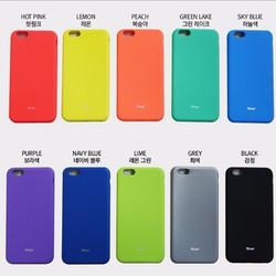 Ốp lưng mềm iPhone 5 5s SE thương hiệu All days Hàn Quốc bảo vệ 360