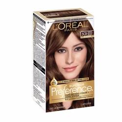 Thuốc nhuộm tóc LOréal Superior Preference, 5CB Medium Chestnut Brown