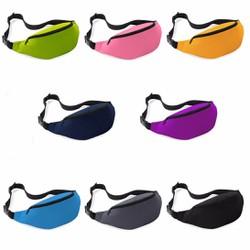 Túi đeo bụng màu trơn giá rẻ - GD042
